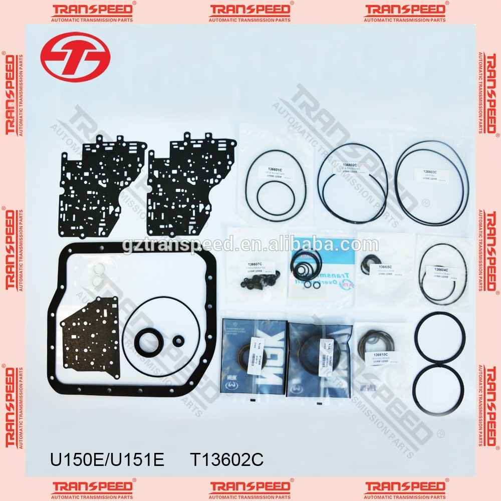 U150E/F,U151E/F Automatic Transmission Overhaul Kit T136020C