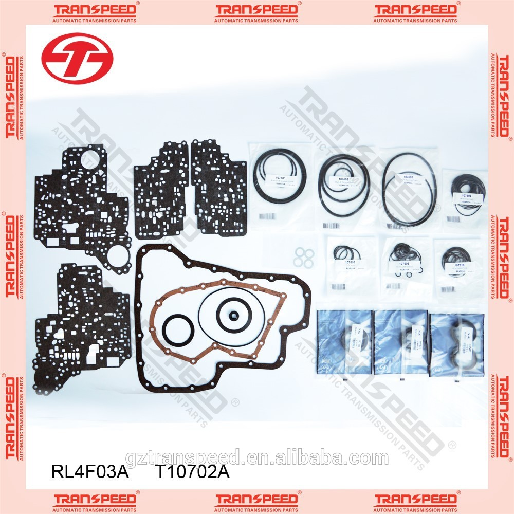 Transmission gearbox overhaul kits T10702A RL4F03A for sunny,T10702C (RE)RL4F03A