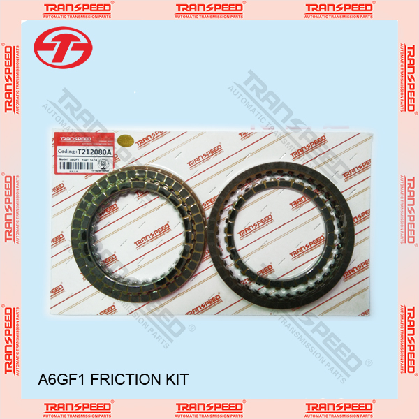 A6GF1 transmission friction kit for Hyundai