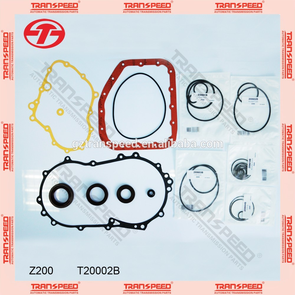 transpeed overhaul kit for transmission T20002B Featured Image
