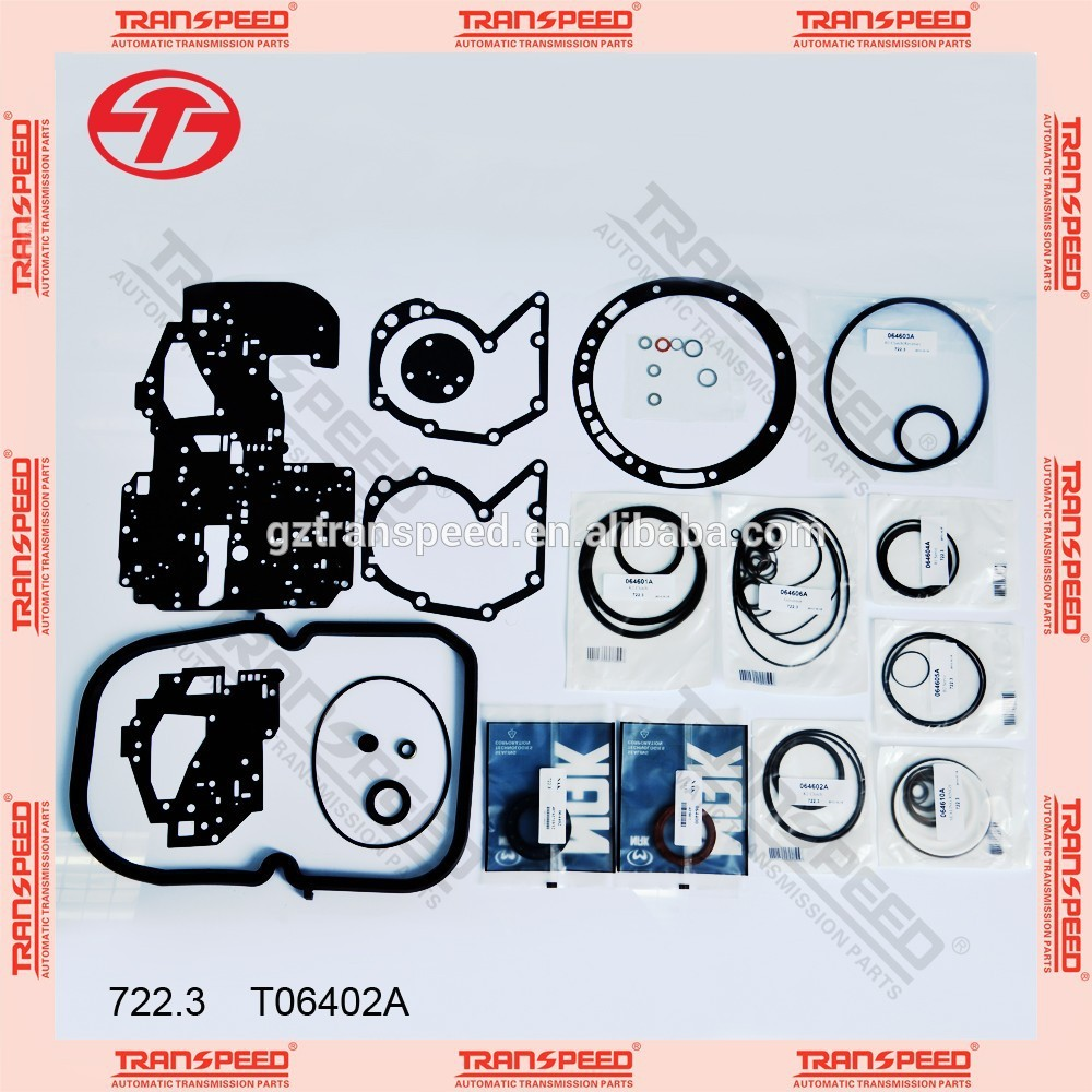 Transpeed 722.3 transmission overhaul kits for mercedes.