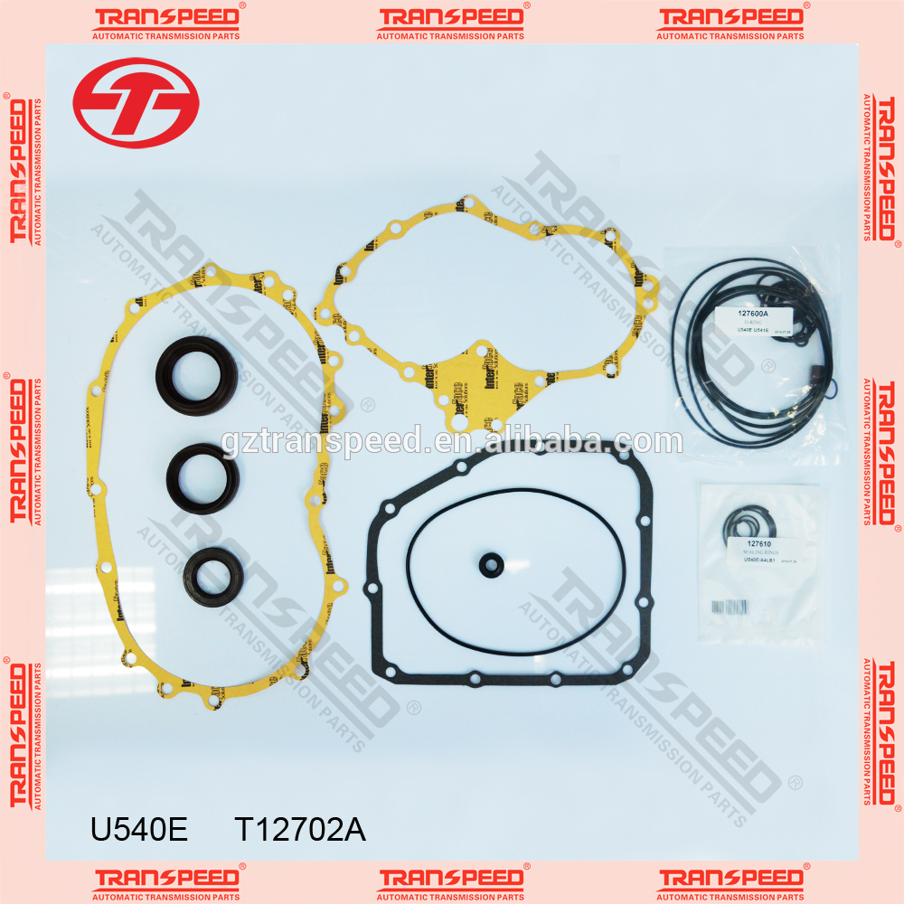 Transpeed U540E Transmission overhaul Kit gasket kit