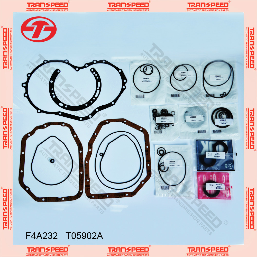 F4A232 / KM175 transmission seal kit for Mitsubishi