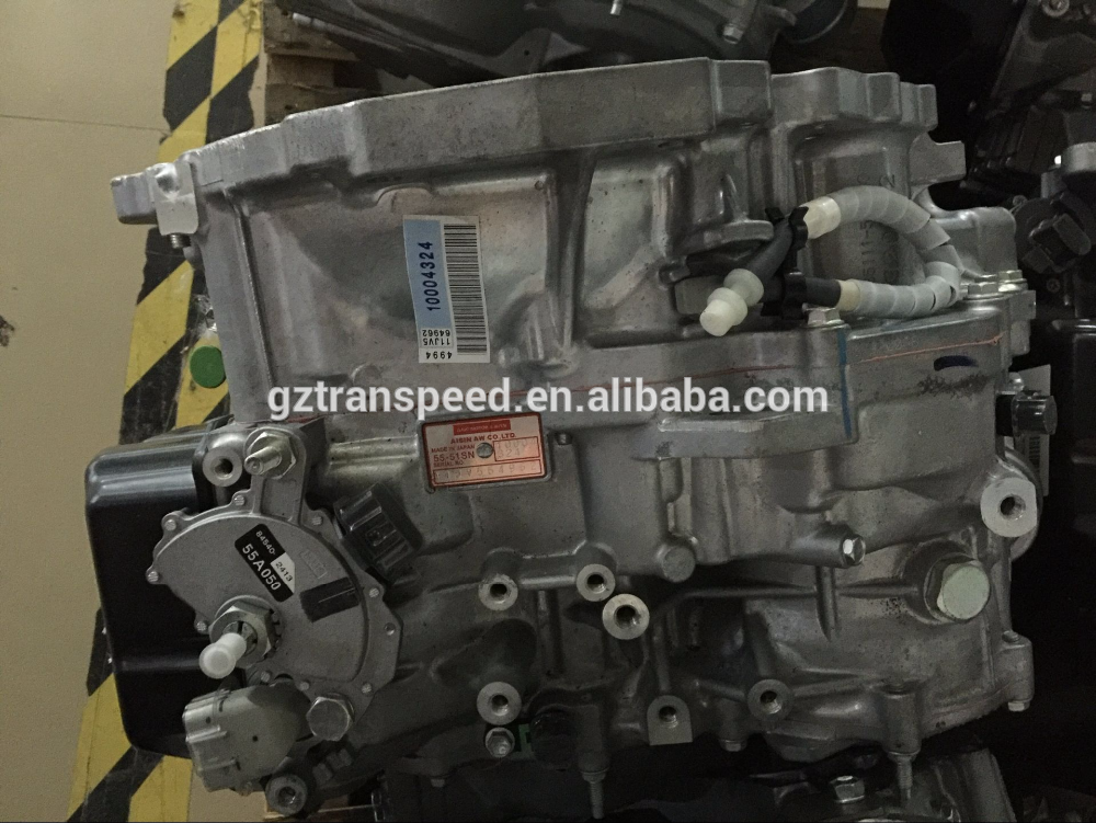AW55-50SN transmission without start-stop