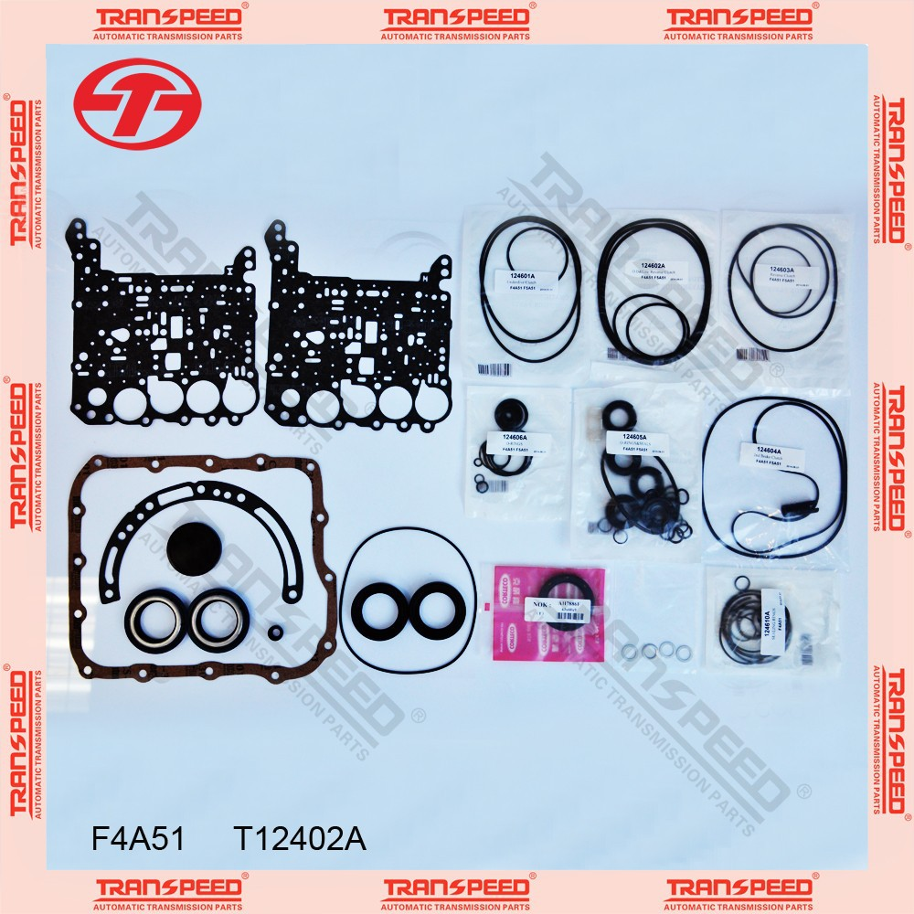 TRANSPEED F4A51 T12402A Automatic transmission overhaul gasket kit