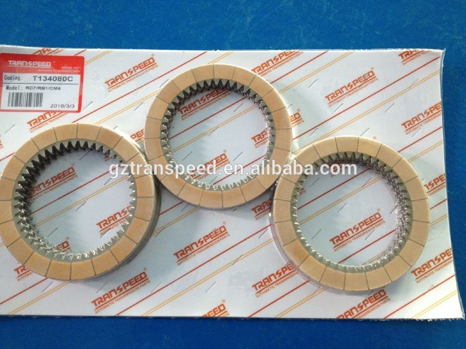 Transpeed BGRA/PGRA/RB1 Automatic transmission parts clutch kit On V6, 3.5L