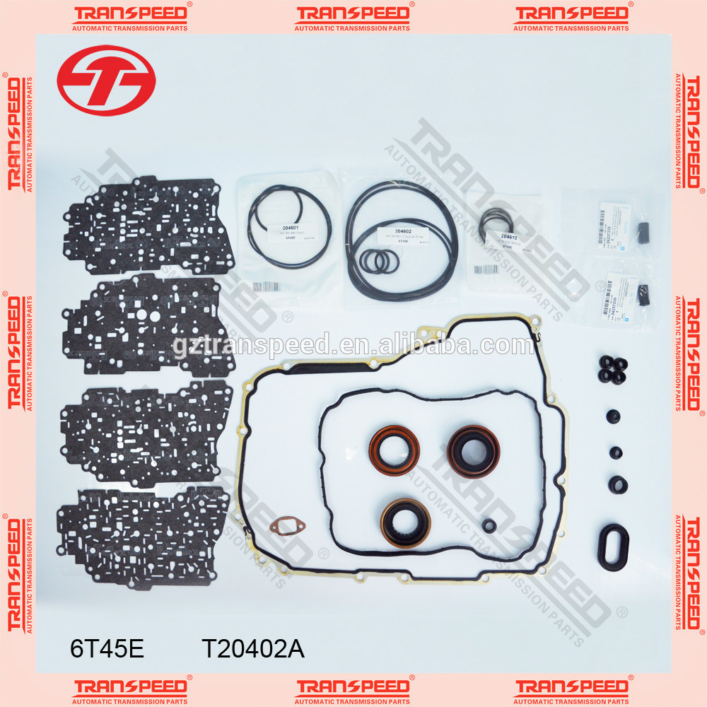 6t45e auto transmission overhaul kit gasket kit T20402a fit for buick transmission