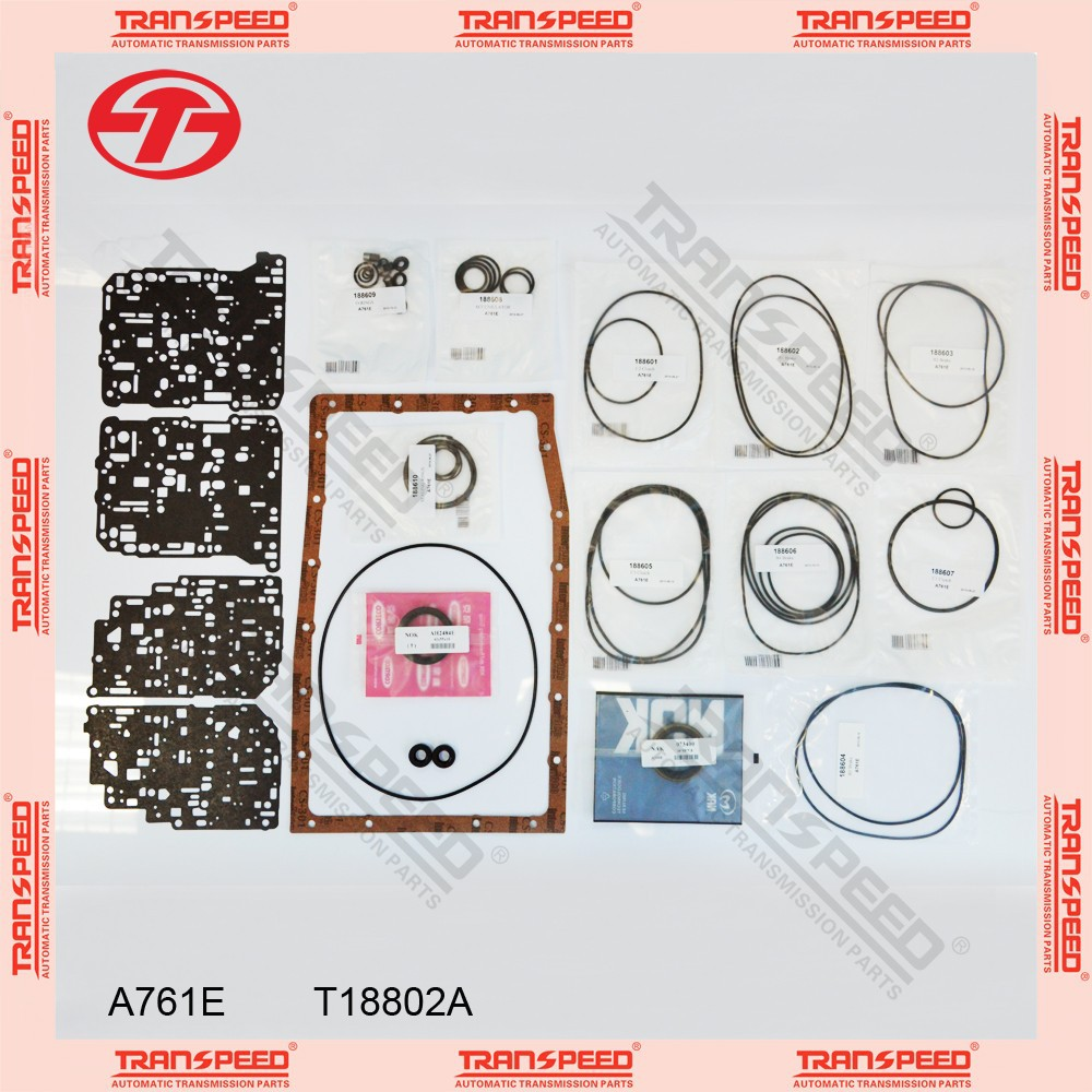 A761E Automatic transmission overhaul kit for CROWN gasket kit spare parts