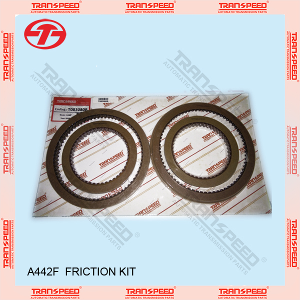 A442F transmission friction kit for 4500 early model, production year before 1996