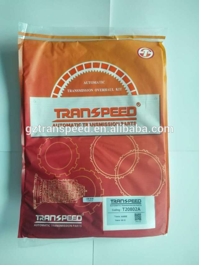 Transpeed AA80E overhaul kit T20802A auto seal kit repair gasket kit parts