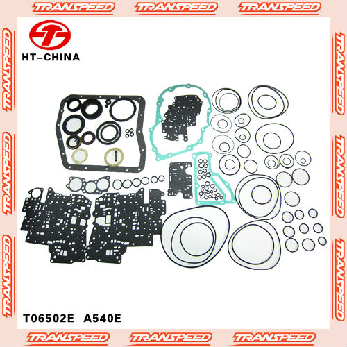 transmission overhaul kit transmission no:A540E,auto master overhaul kit for CAMRY 3.0