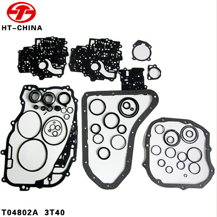 transmission overhaul gasket kit for CHEVROLET ,transmission no: 3T40, repair kit fit for CHEVROLET