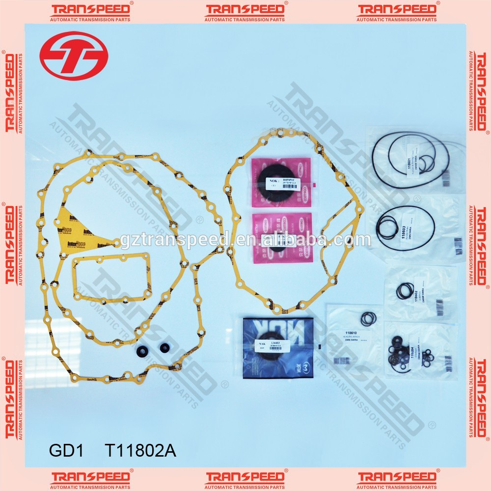 GD1 automatic transmission overhaul kit T11802A