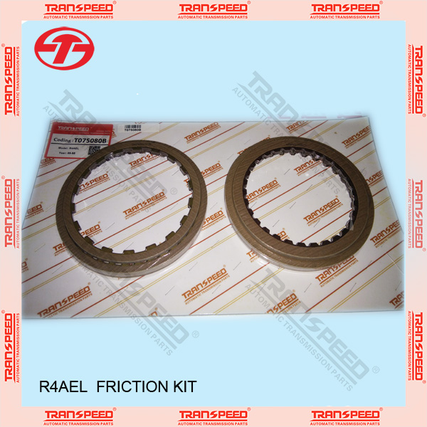 R4AEL automatic transmission friciton kit