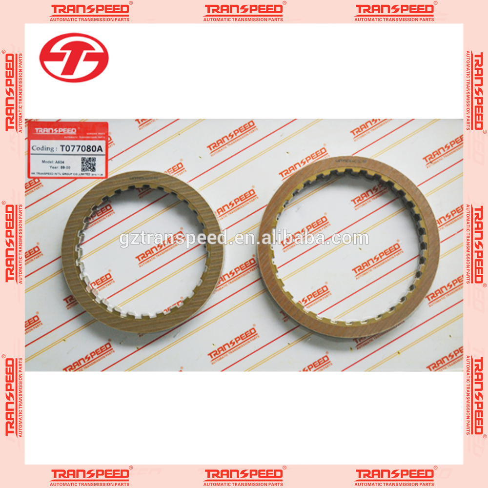 TRANPSEED gearbox auto transmission friction PLATE for a604