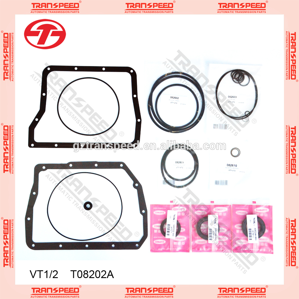 Transpeed Transmission VT1 VT2 overhaul kit seals and gaskets Featured Image