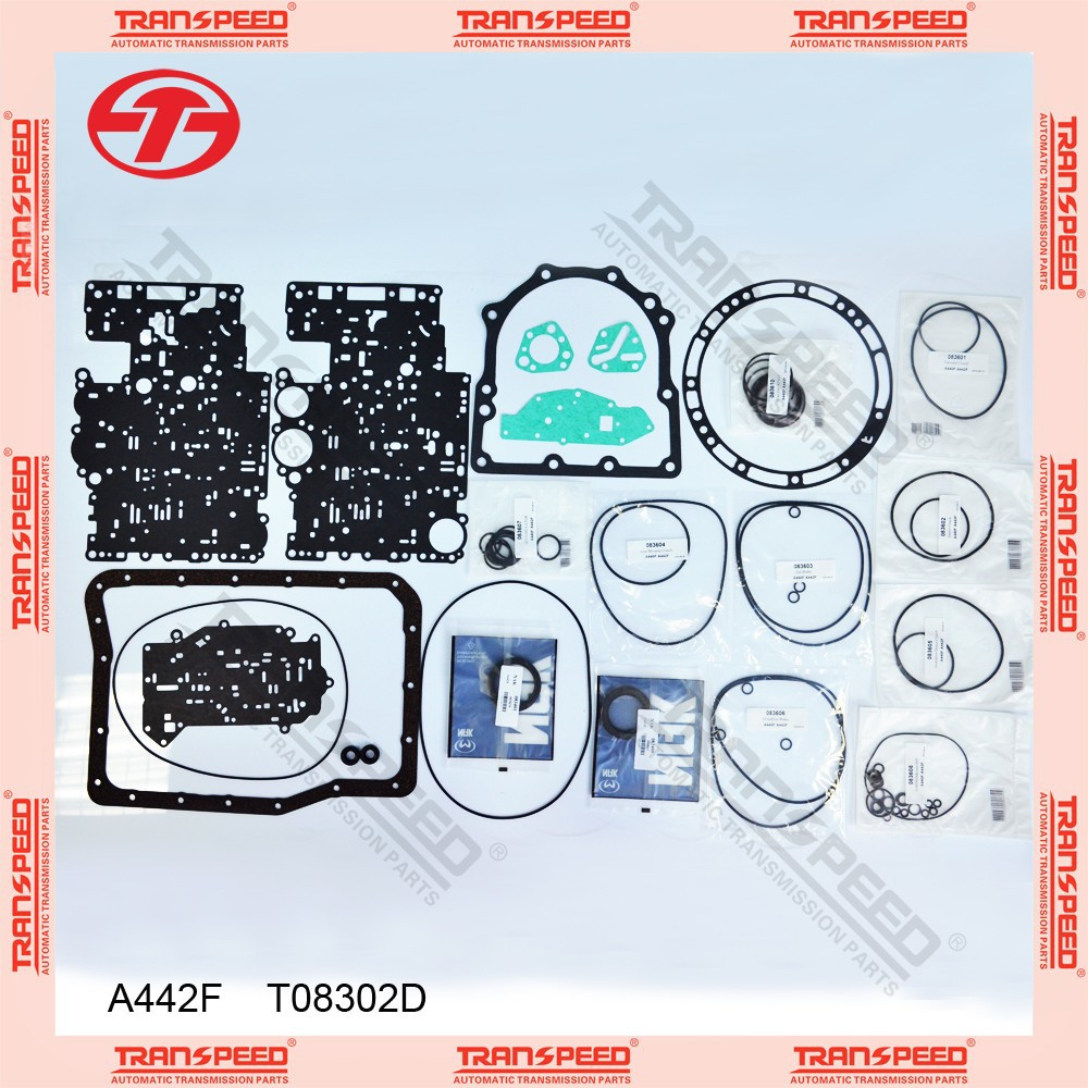 A442F Automatic transmission overhaul kit T08302D gasket kit