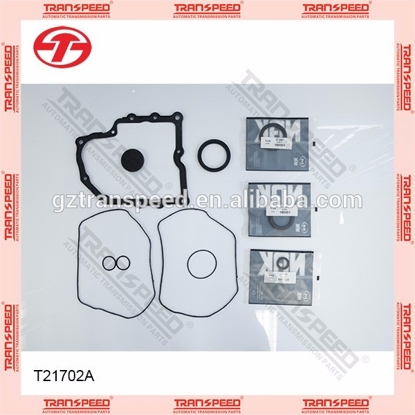 Auto transmission parts overhaul seal pan gasket kit for VW 7 speed 0am DQ200 gearbox