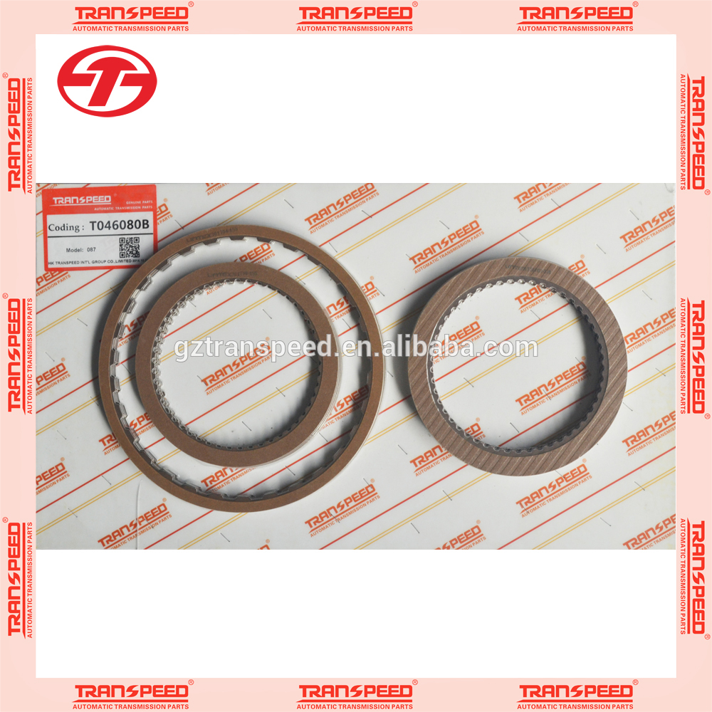 TRANSPEED TRANSMISSION 087 & 089 friction plates kit for volkswagen