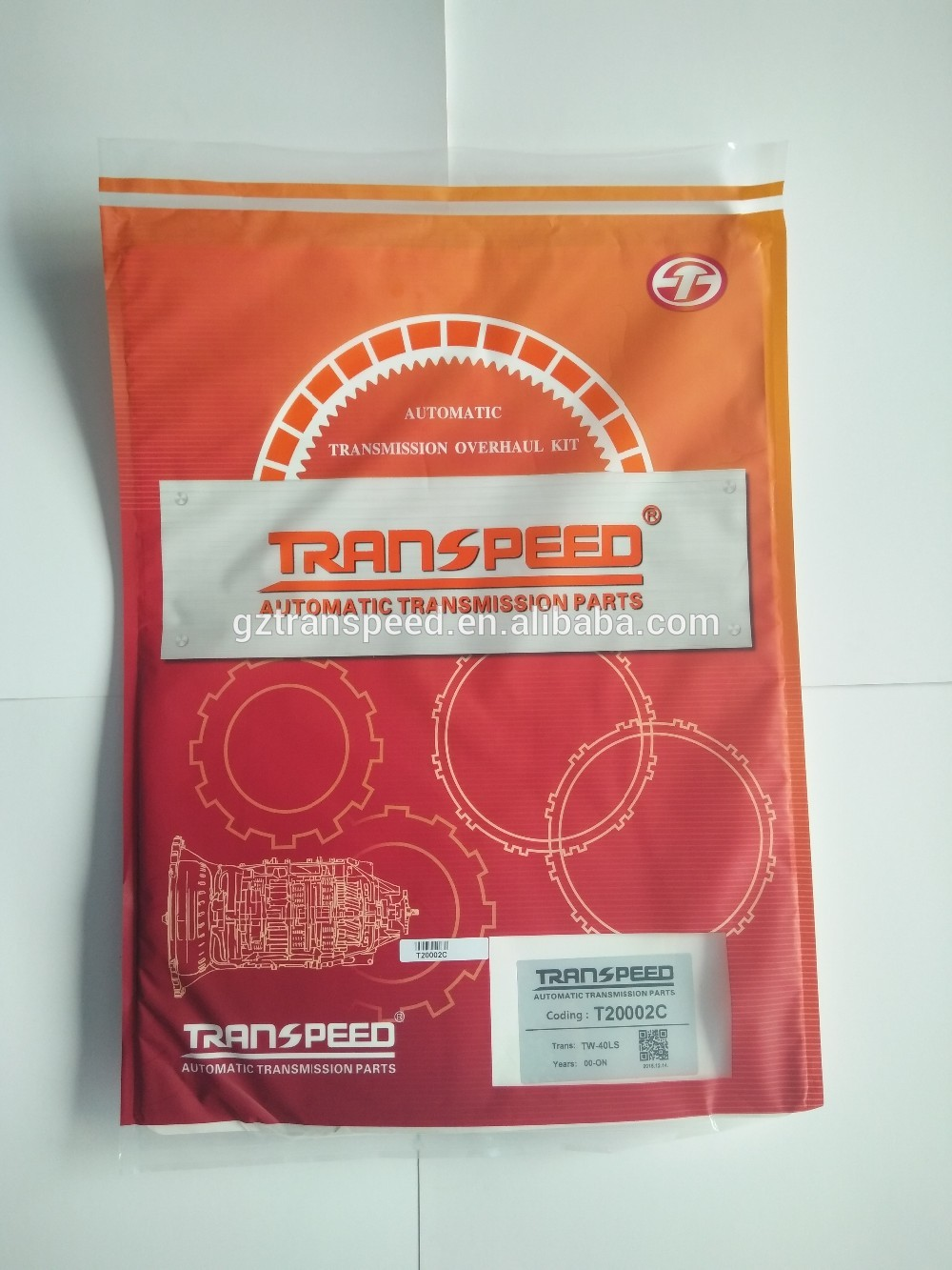 Transpeed TW-40LS overhaul kit T20002C auto seal kit repair gasket kit Featured Image