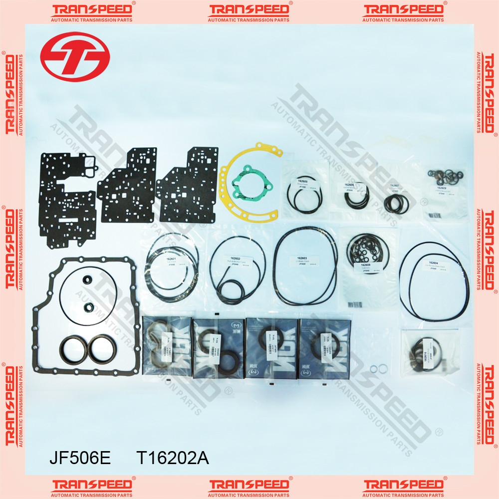 Transpeed JF506E automatic transmission overhaul kit for Volkswagen