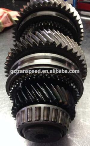 DSG DQ500 / 0BH transmission gears kit