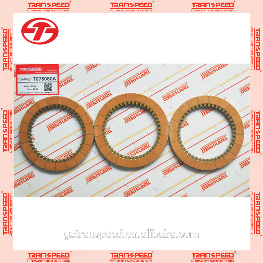 MPZA gearbox friction plate lintex transmission friction plate fit for Honda.