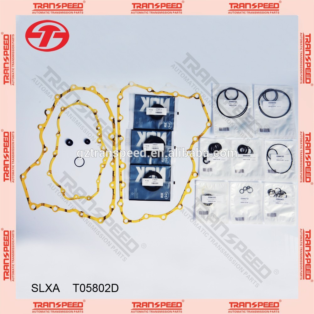 SLXA gearbox overhaul kit automatic transmission kit from Transpeed.