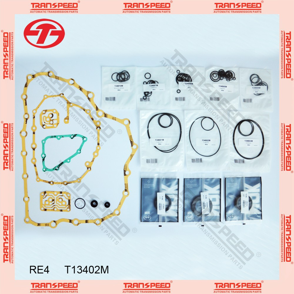 TRANSPEED RE4 T13402M Automatic transmission overhaul kit gasket kit