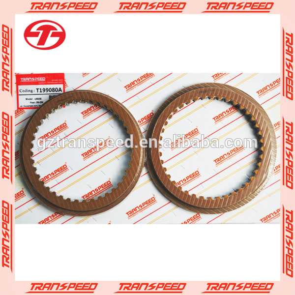 Transpeed U660E clutches plate kit automatic transmission friction kit
