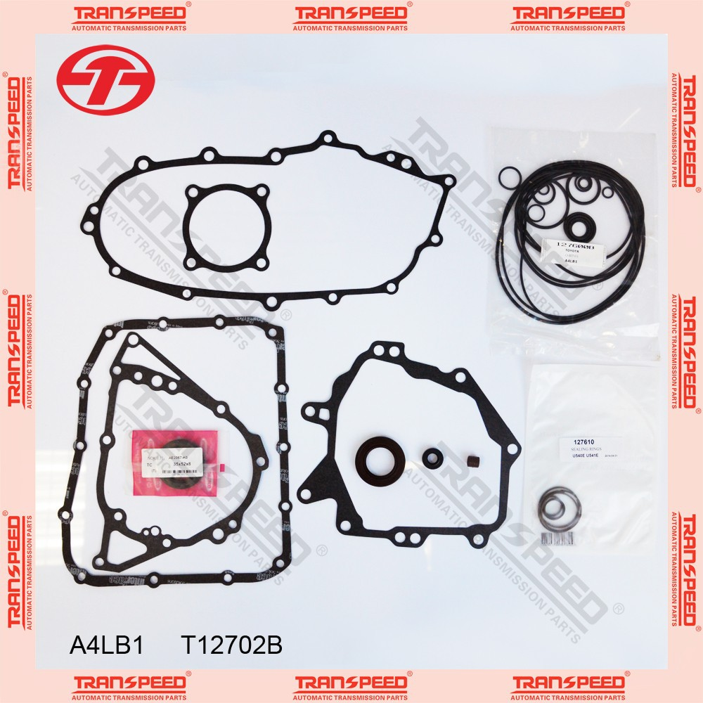 A4LB1 Automatic transmission overhaul gasket kit T12702B