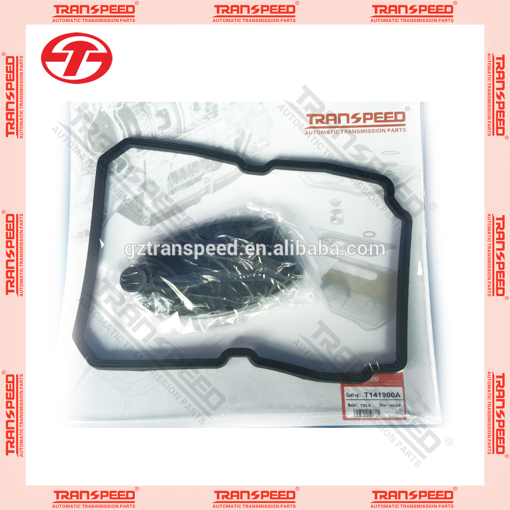722.6 transmission filter gasket kit with oe filter 140 277 0095 fit for Mercedes.