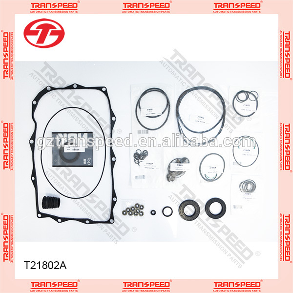 8HP-45 transmission overahul kit with NAK oil seal T21802A from Transpeed.