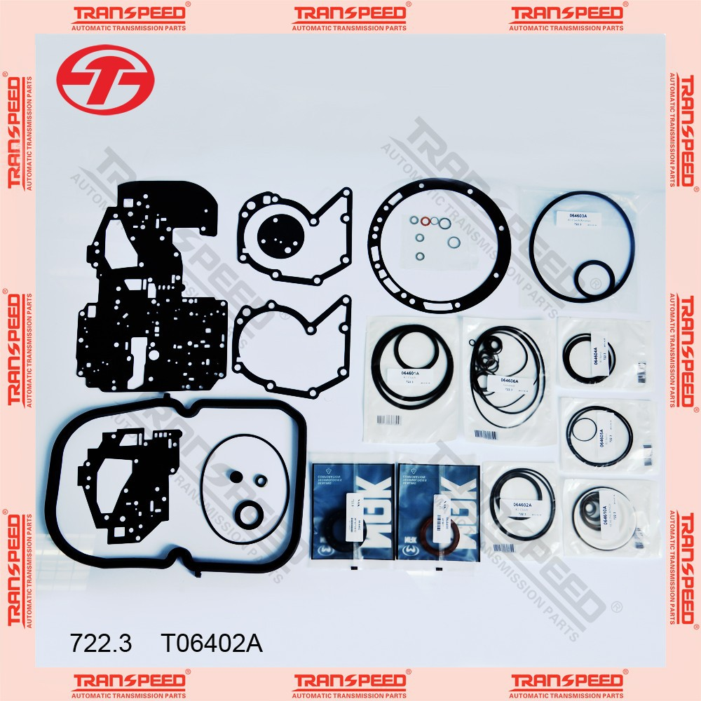 722.3Transmission gearbox overhaul kits for T06402A repair kits