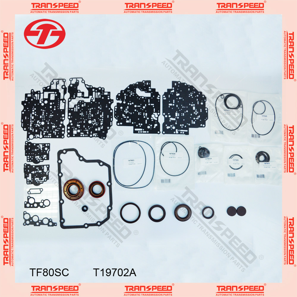 TF-80SC automatic transmission overhaul kit for VOLVO