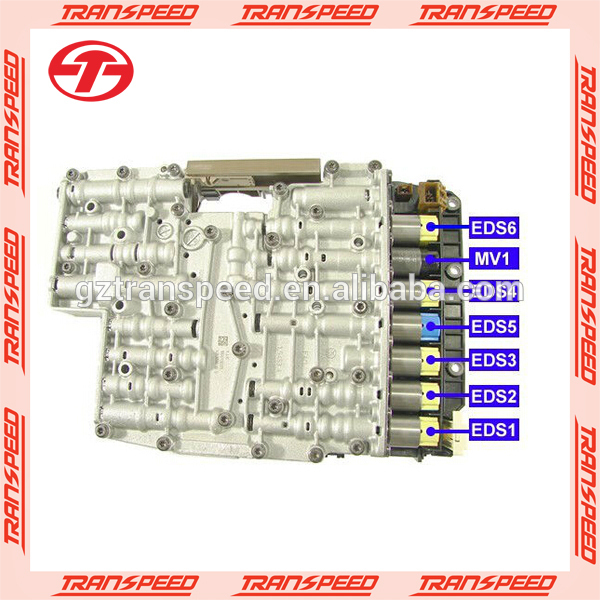 automatic transmission 6hp solenoid valve mechatronic