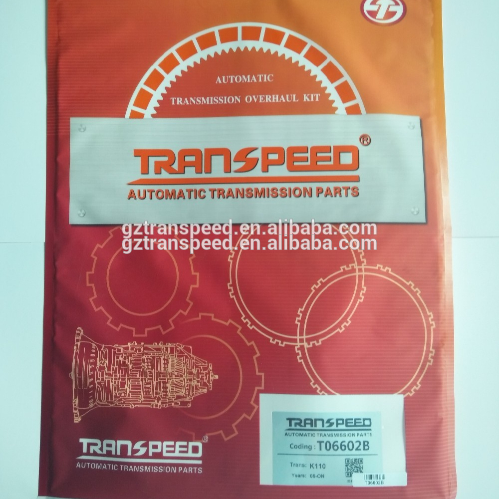 Transpeed K110 K111 overhaul kit T06602B auto seal kit repair gasket kit CVT Featured Image