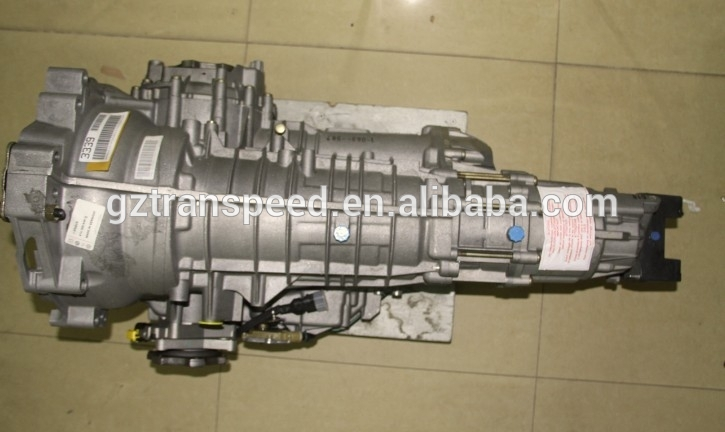 5HP-19 4wd complete gearbox