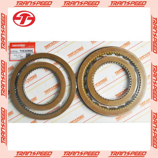 Japanese car A442F transmission friction kit for