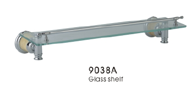 9038A Glass shelf