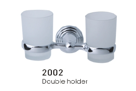 2002 Double holder