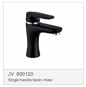 JV 800120 Single handle basin mixer