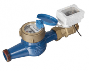 LXSGY Photoelectric remote valve-controlled water meter