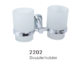 2202 Double holder