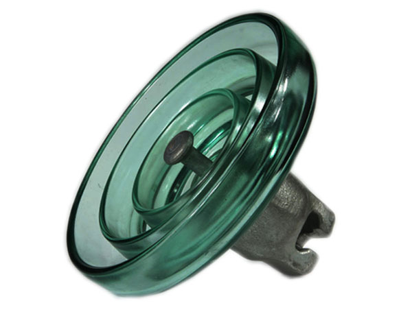 Standard Profile Toughened Glass Suspension Insulators