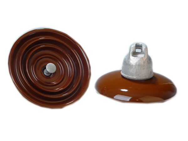 Disc Suspension Porcelain Insulator XP-125(Normal Type)4