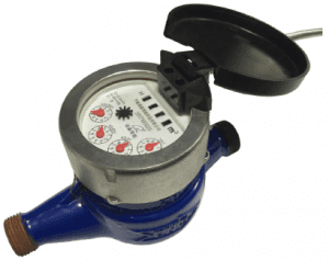 LXSGY Dry type photoelectric direct reading long-range water meter