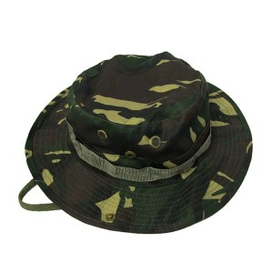Sunny Shine 100% Cotton Camouflage Bucket Cap Fishman Cap and Hat
