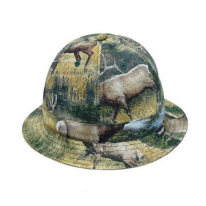 Wholesale Stylish Short Brim Custom Printed Bucket Hat