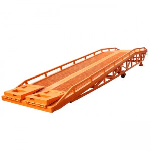 Wholesale Price China Mobile Loading Ramp -